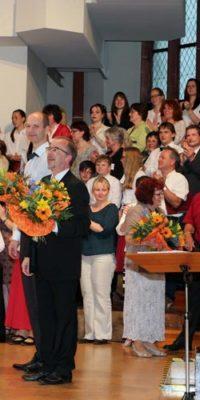 50-jähriges Chorjubiläum