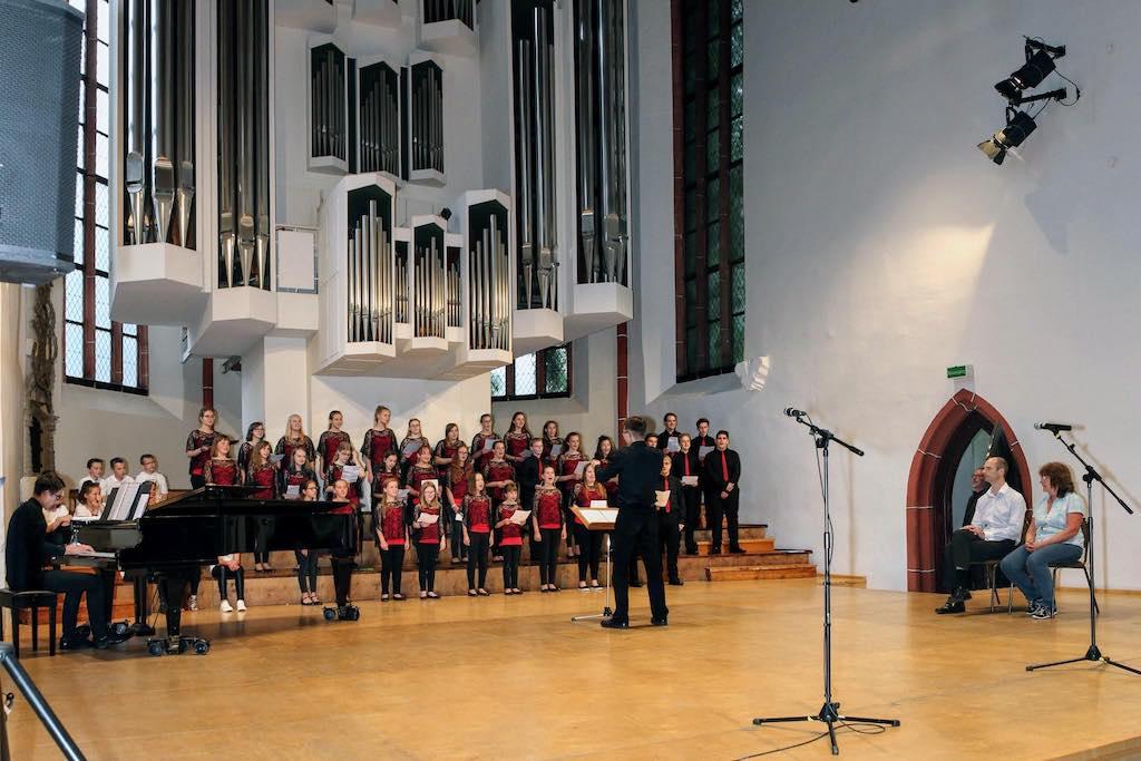 Farewell and adieu Huttenchor Ulrichskirche