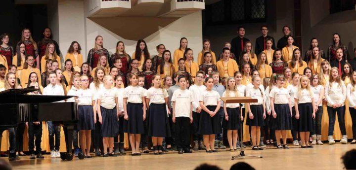 Weihnachtskonzert, Huttenchor, Mädchenchor Wernigerode