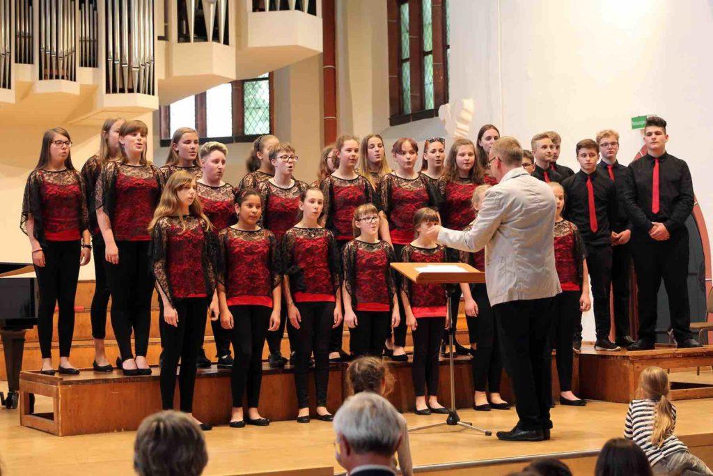Huttenchor Juniorchorfest